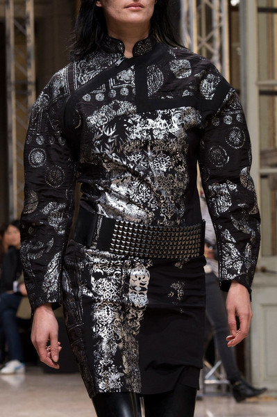 A.F. Vandevorst at Paris Spring 2016 (Details)