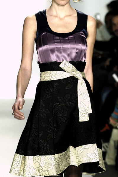 Abaet at New York Fall 2006 (Details)