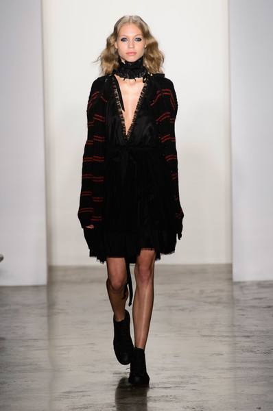 Adam Selman at New York Fall 2016