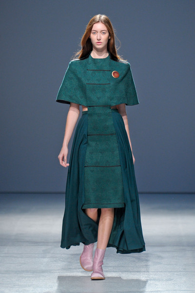 Aganovich at Paris Spring 2013
