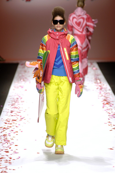 Agatha Ruiz de la Prada at Milan Fall 2007