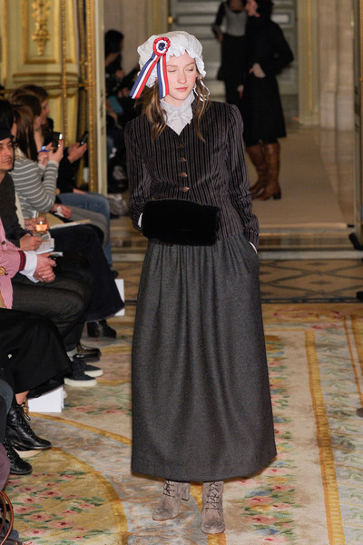Agnès B. at Paris Fall 2011