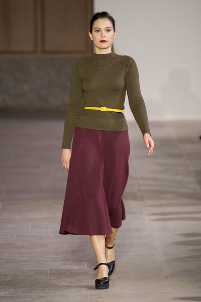 Agnès B. at Paris Fall 2017