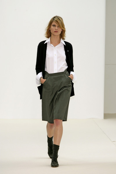 Agnès B. at Paris Spring 2008