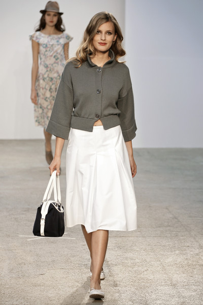 Agnès B. at Paris Spring 2009