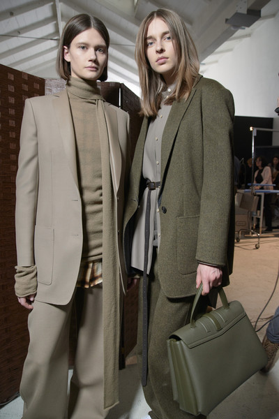 Agnona at Milan Fall 2019 (Backstage)
