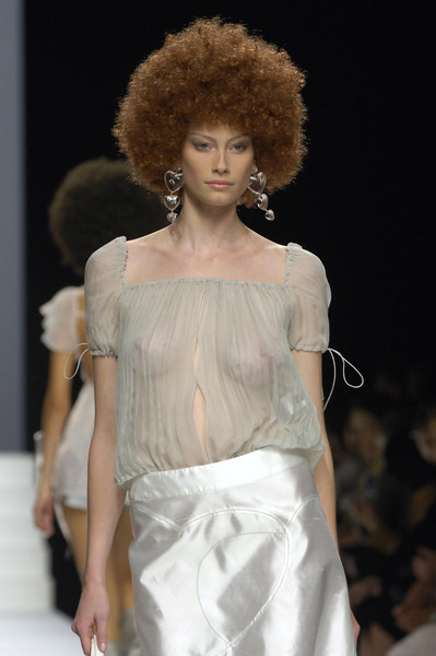 Aigner at Milan Spring 2007