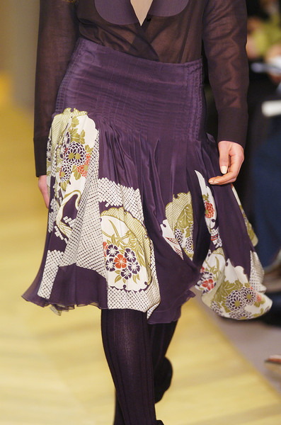 Akris at Paris Fall 2005 (Details)