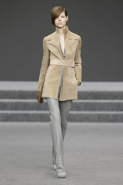 Akris at Paris Fall 2008