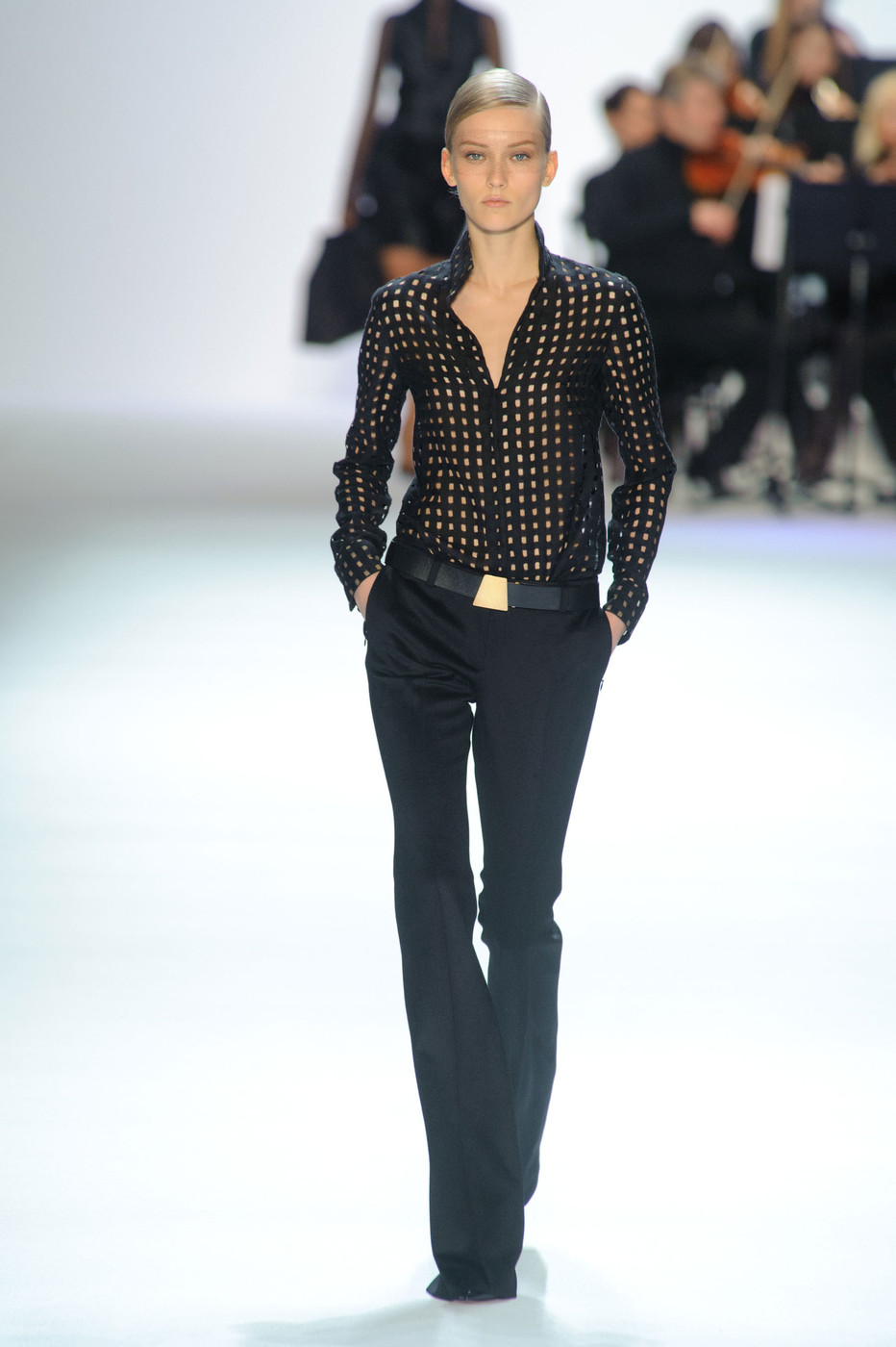 Akris Fall 2013 Runway Pictures Livingly