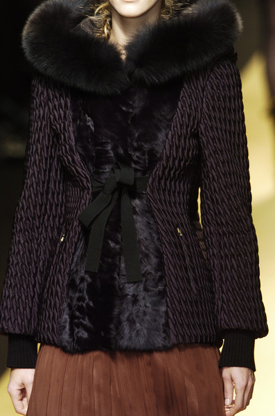 Alberta Ferretti at Milan Fall 2006 (Details)