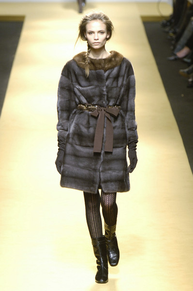Alberta Ferretti at Milan Fall 2006