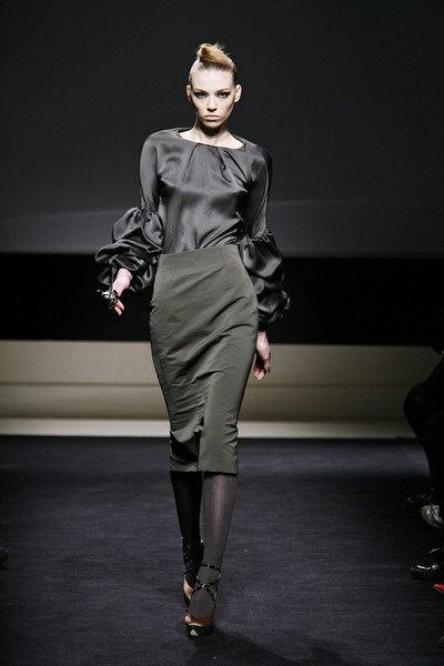 Albino at Milan Fall 2009
