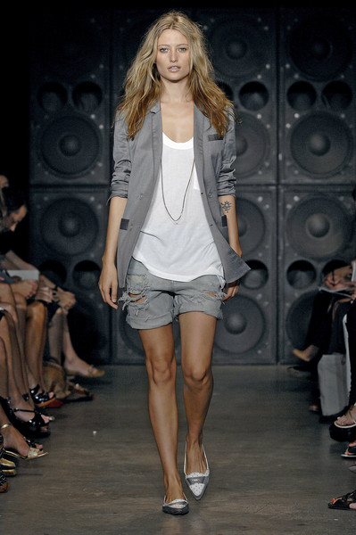 Alexander Wang at New York Spring 2008