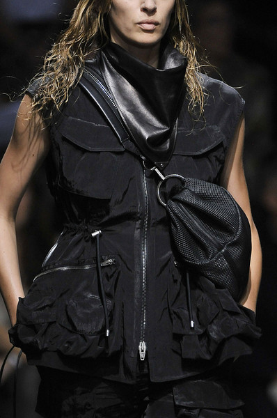 Alexander Wang at New York Spring 2012 (Details)
