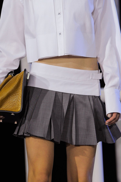 Alexander Wang at New York Spring 2014 (Details)