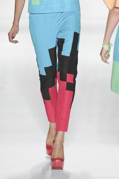 Alexandre Herchcovitch at New York Spring 2011 (Details)