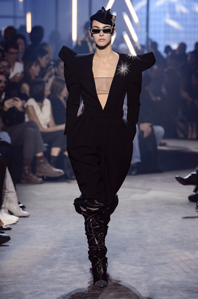 Alexandre Vauthier at Couture Spring 2018