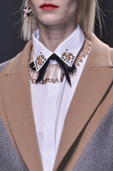 Alexis Mabille at Paris Fall 2013 (Details)