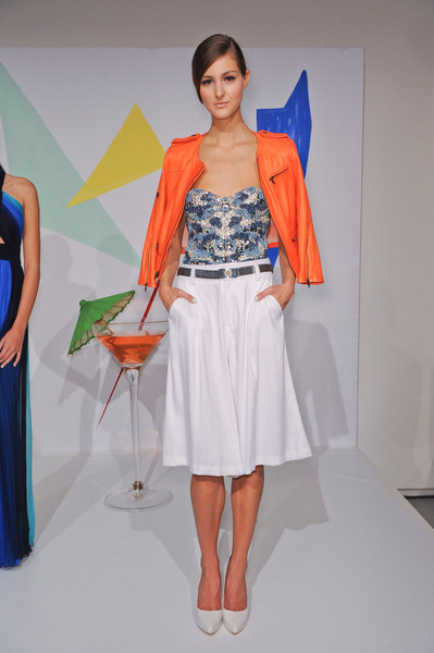 Alice + Olivia at New York Spring 2013