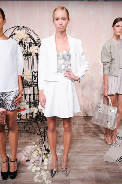 Alice + Olivia at New York Spring 2014