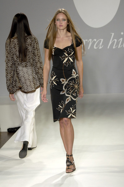 Allegra Hicks at London Spring 2007