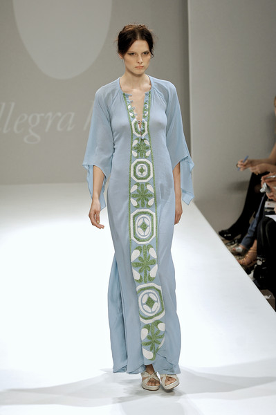 Allegra Hicks at London Spring 2008