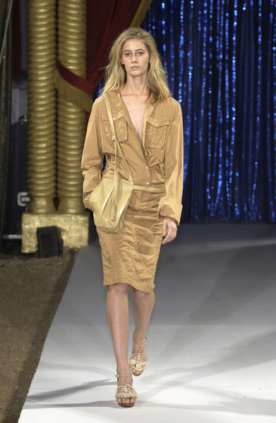 Alma at Milan Spring 2003