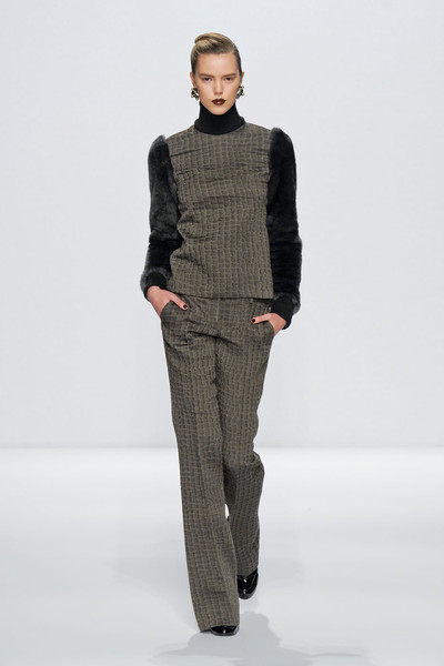 Alviero Martini at Milan Fall 2012