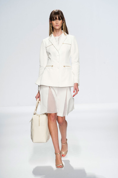 Alviero Martini First Class at Milan Spring 2013