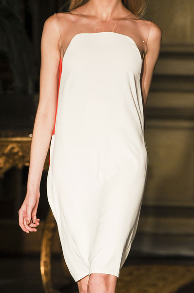 Amaya Arzuaga at Paris Spring 2013 (Details)