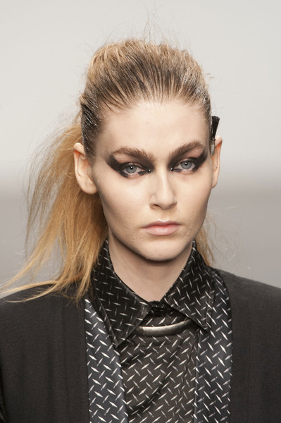Aminaka Wilmont at London Fall 2013 (Details)