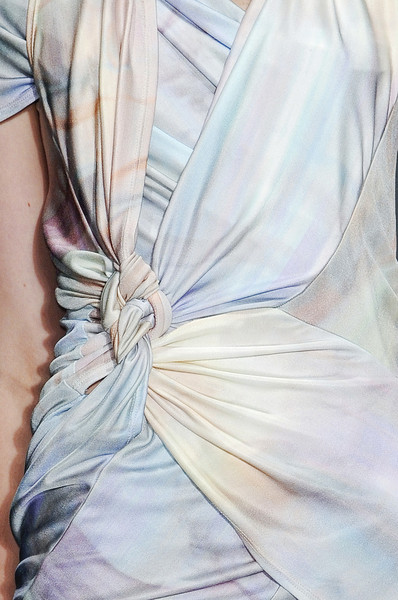 Aminaka Wilmont at London Spring 2011 (Details) [painting,white,clothing,shoulder,dress,fashion,silk,haute couture,fashion design,textile,gown,gown,aminaka wilmont,silk,watercolor painting,paint,pence,white,clothing,london fashion week,watercolor painting,painting,gown,silk,two pence,paint]