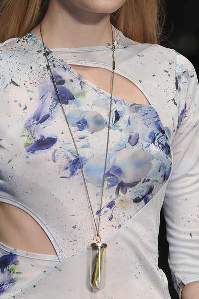 Aminaka Wilmont at London Spring 2012 (Details)