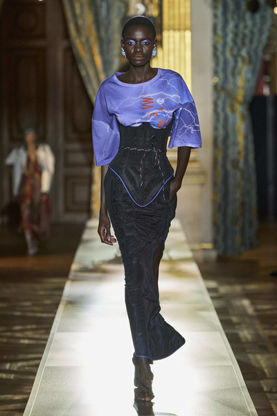 Andreas Kronthaler For Vivienne Westwood at Paris Fall 2020