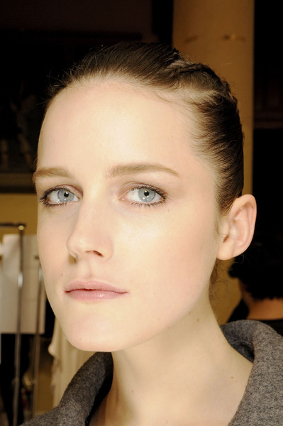 Andrew Gn at Paris Fall 2011 (Backstage)