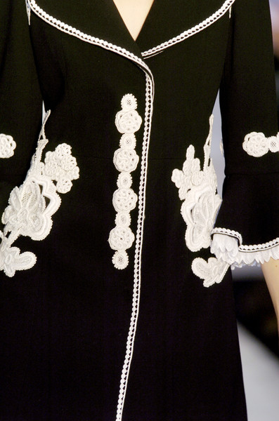 Andrew Gn at Paris Spring 2006 (Details)