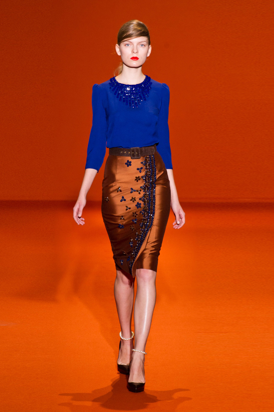 Andrew Gn At Paris Fashion Week Spring 2013 Livingly