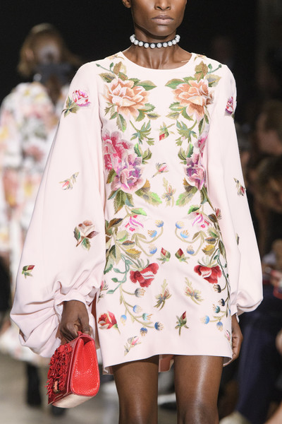 Andrew Gn at Paris Fashion Week Spring 2018