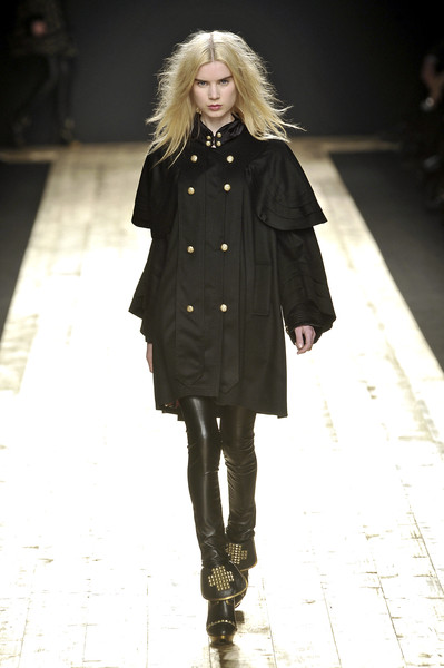 Angelo Marani at Milan Fall 2009