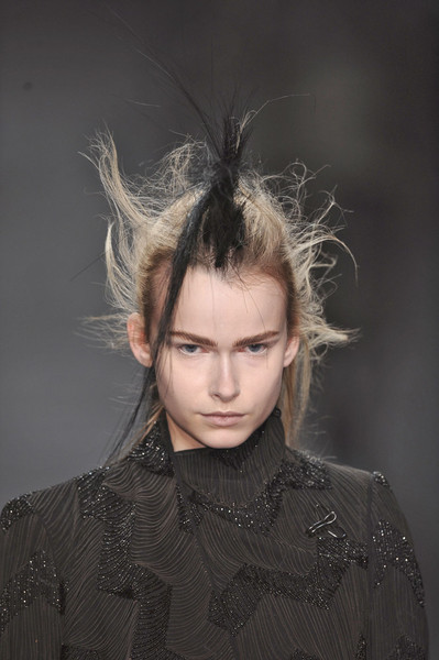 Ann Demeulemeester at Paris Fall 2011 (Details)