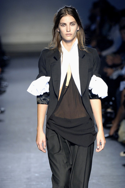 Ann Demeulemeester at Paris Spring 2006