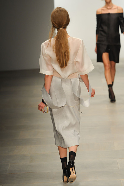 Ann-Sofie Back at London Spring 2012