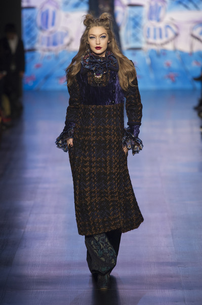 Anna Sui at New York Fall 2017