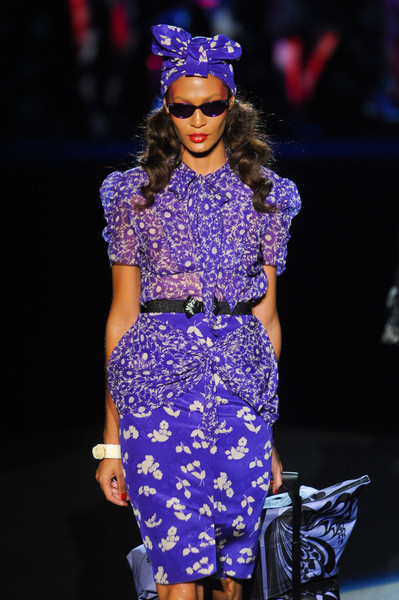 Anna Sui at New York Spring 2012
