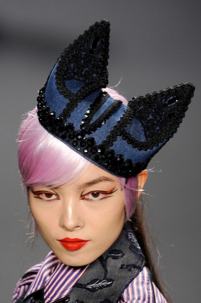 Anna Sui at New York Spring 2013 (Details)