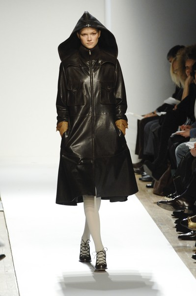 Anne Klein at New York Fall 2007