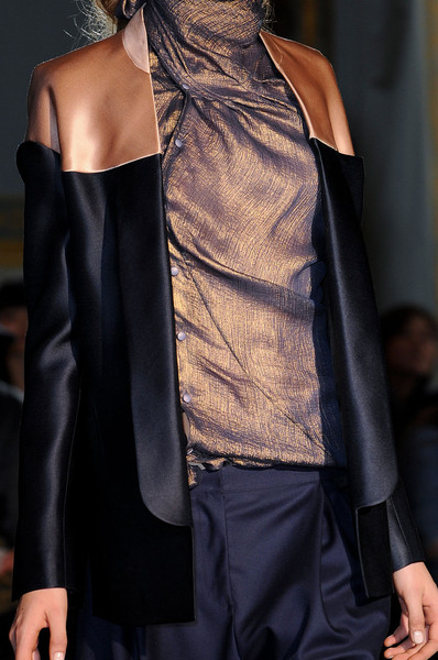 Anne Valérie Hash at Paris Fall 2012 (Details)