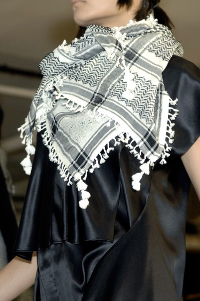 Antonio Berardi at New York Fall 2007 (Details)