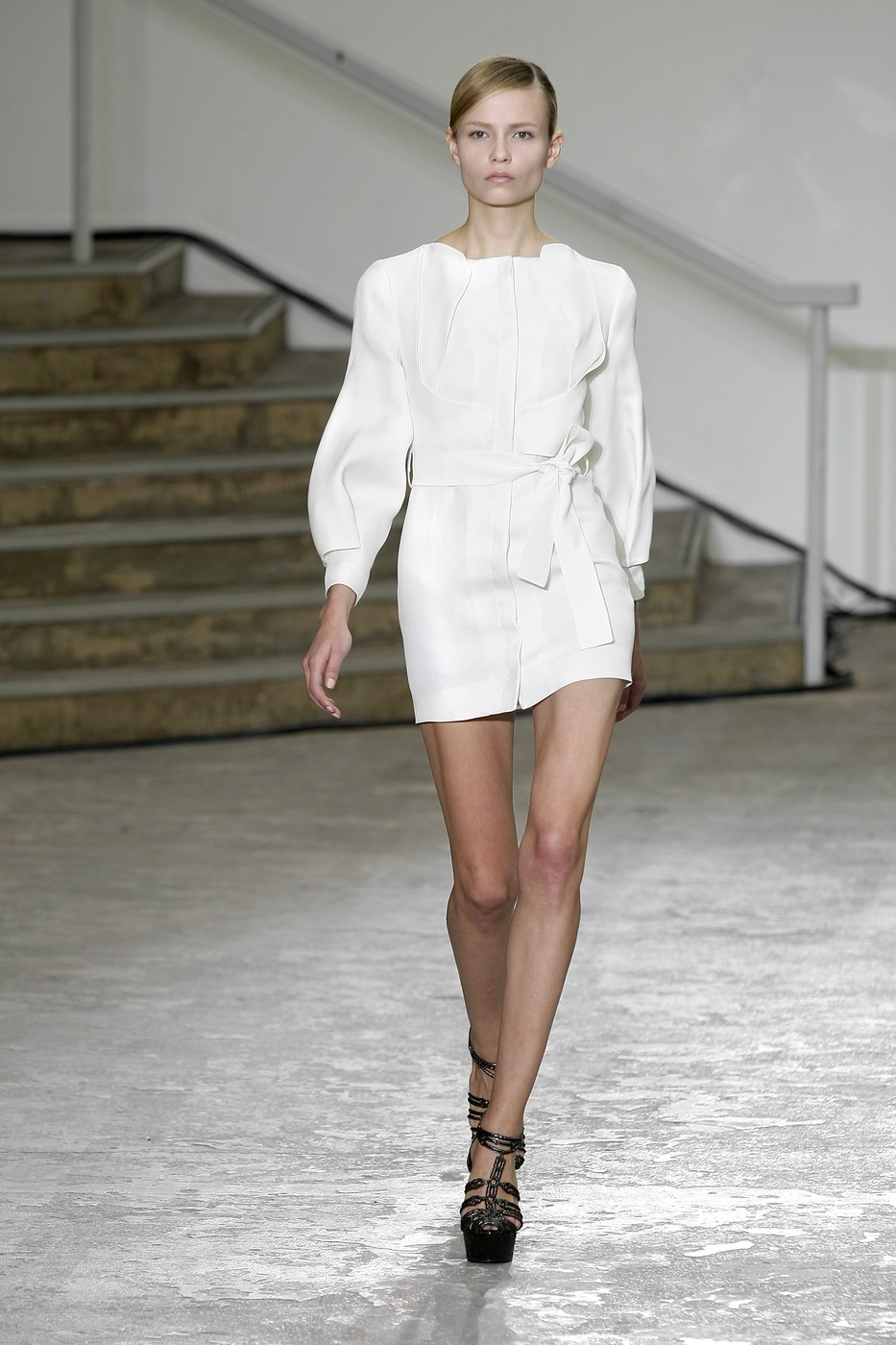 Antonio berardi spring 2008 runway pictures livingly Fashion style via antonio panizzi